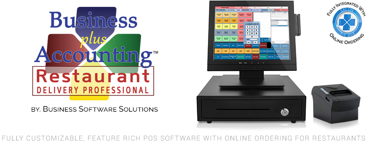 Pizza Point of Sale | Pizza Pos | Restaurant Delivery Software