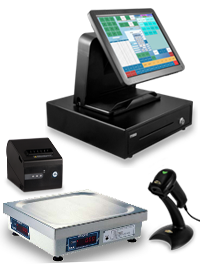 Grocery Store Pos, Grocery Store System, Premiere Touch POS Grocery