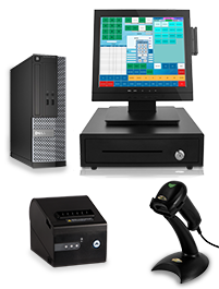 Touch Screen Pos System | Point Of Sale Hardware Systems