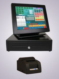 Restaurant Pos Hardware System Information All In One