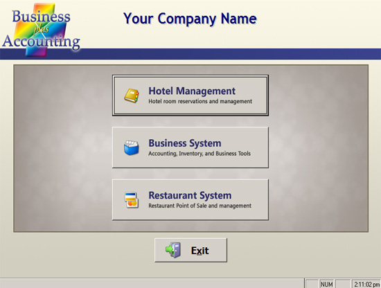 Hotel Management Software, Hotel Software Systems - Business